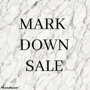 SALE SALE 3 FOR 20 ON NOW MIX ITEMS AS MARKED